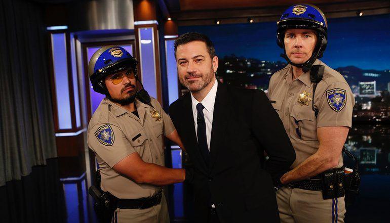 Trailer Perdana CHIPS Muncul di Acara Jimmy Kimmel. (Foto: Yahoo)