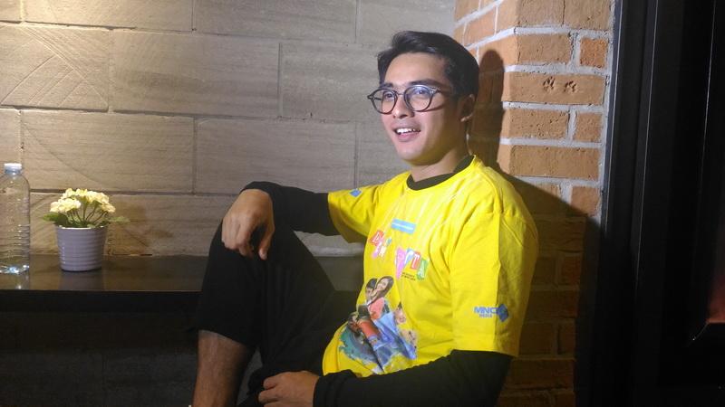 Ricky Harun (Foto: Vania/Okezone)