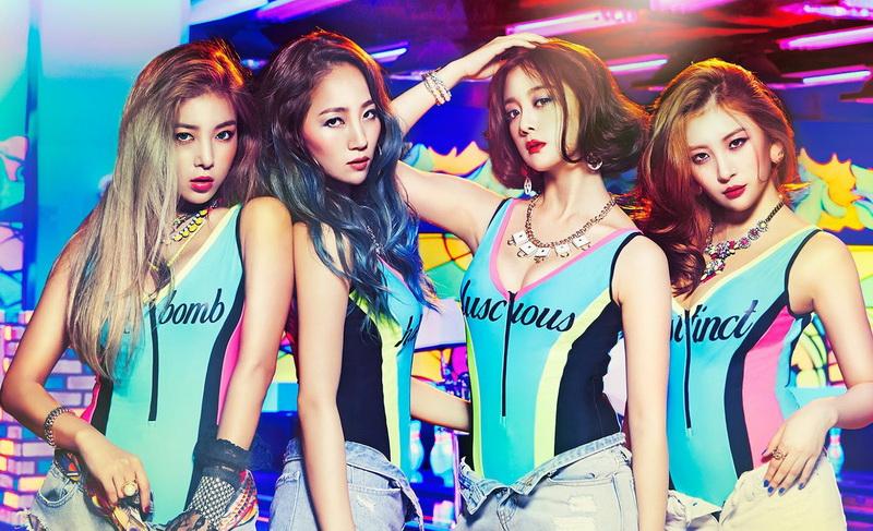 Wonder Girls (Foto: Ist)
