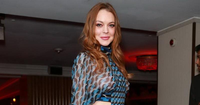 Lindsay Lohan (Foto: Contactmusic)