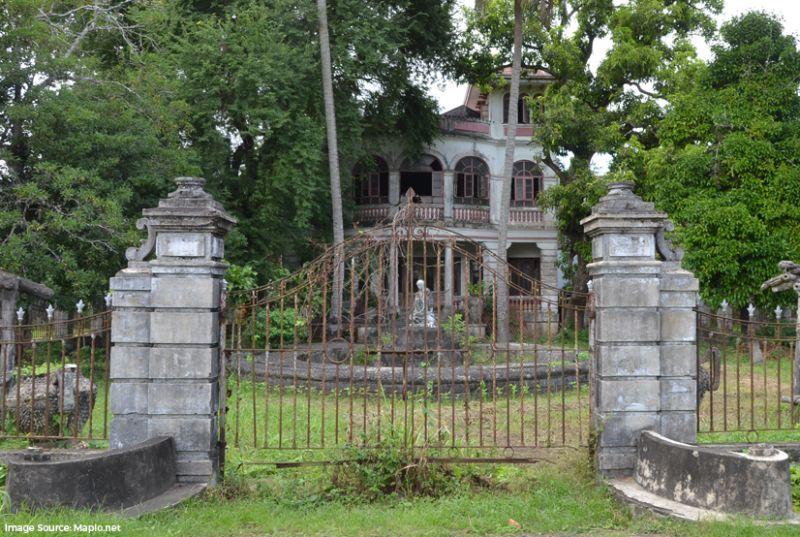 3 Rumah Tua Paling Angker di Filipina