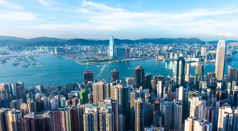 \Residensial Paling Mahal di Hong Kong Laku Rp3,58 Triliun\