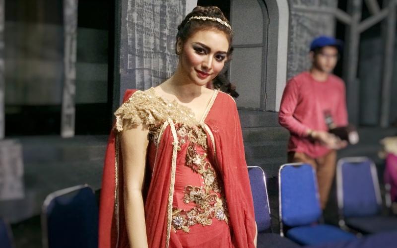 Citra Kirana (Foto: Raynaldi/Okezone)