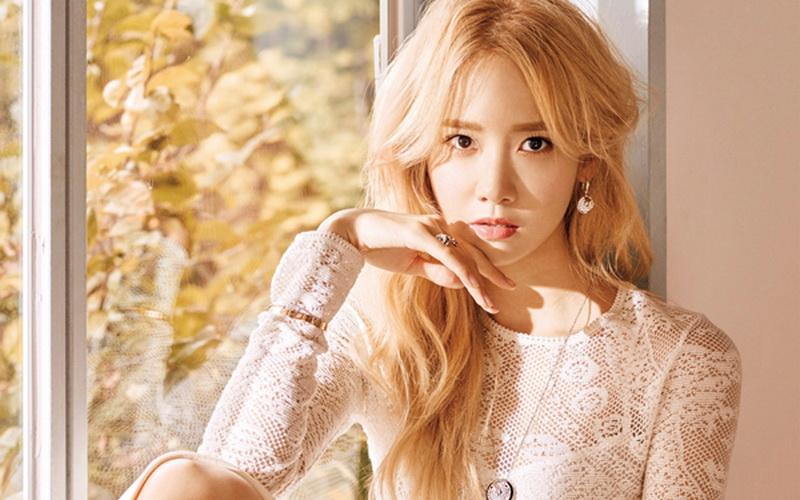 YoonA (Foto: Kpopchart)