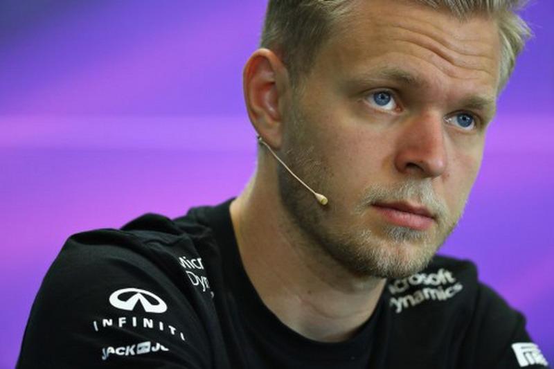 Kevin Magnussen (Foto: Clive Mason/AFP)