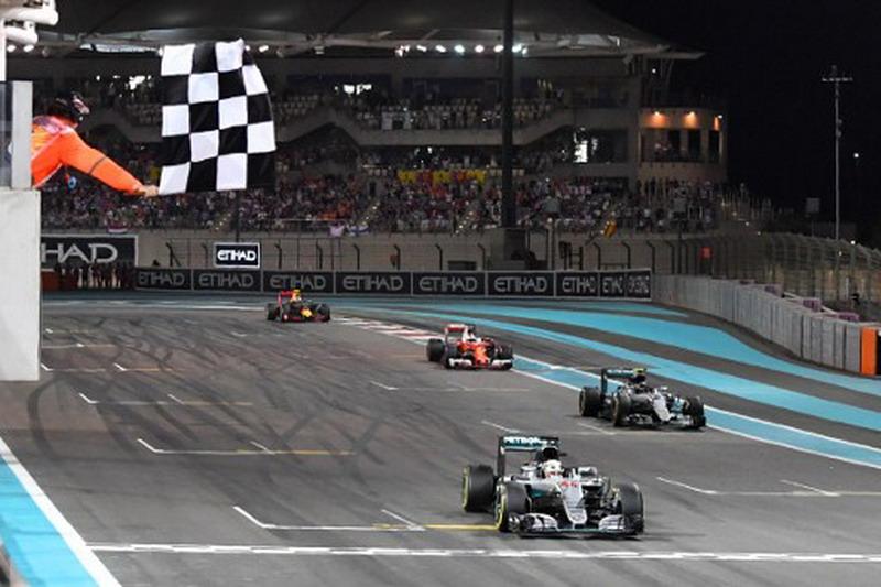 FIA minta Sirkuit F1 antisipasi mobil lebih cepat (Foto: Andrej Isakovic/AFP)