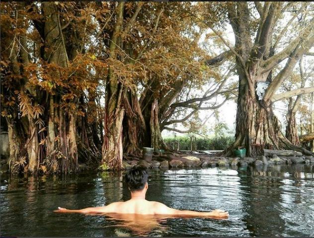 Legenda Mistis Dibalik Keindahan Wisata Kolam Umbul Manten