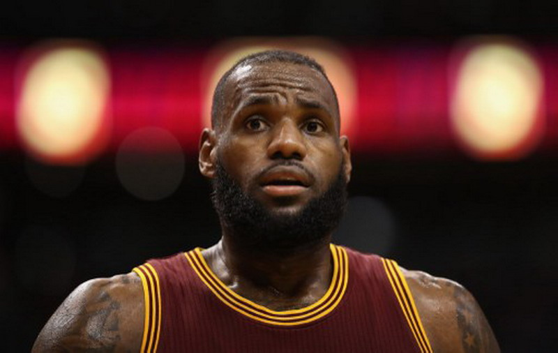 LeBron James (Foto: Christian Petersen/AFP)