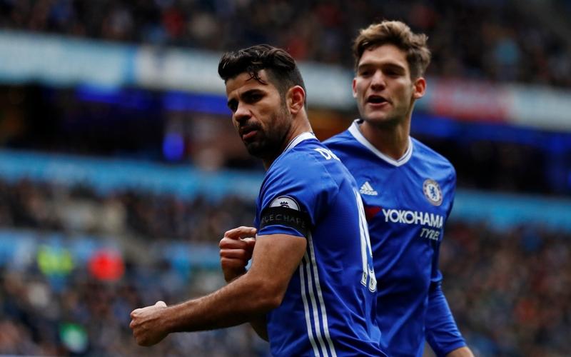 Chelsea Tak Dapat Berbuat Banyak Tanpa Diego