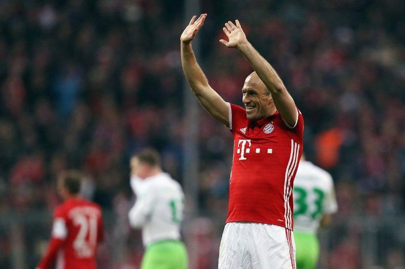 Robben Terima Perpanjang Kontrak Bersama Munich