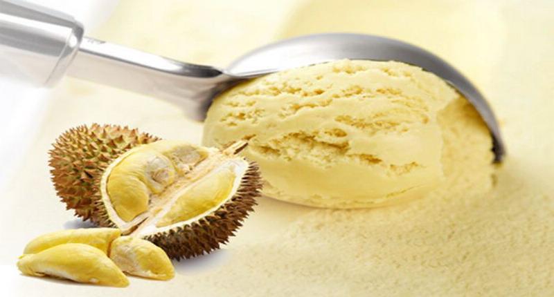 Daripada Jajan, Yuk Bikin Es Puter Durian untuk Anak