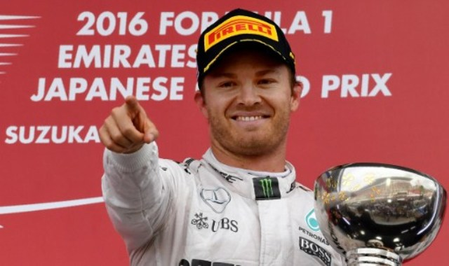 Nico Rosberg (Foto: AFP)