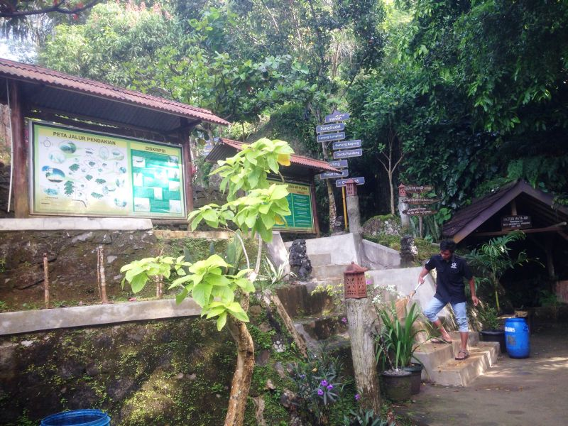 Nglanggeran, Terpilih sebagai Salah Satu Desa Wisata Terbaik di ASEAN