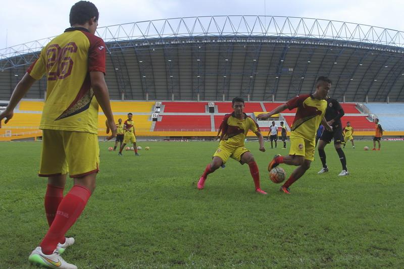 Sriwijaya FC Merekrut Tiga Pemain Baru