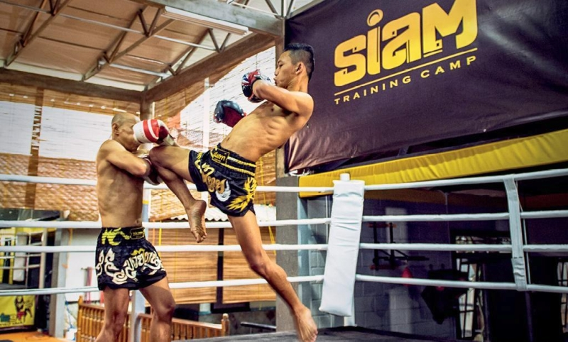 Siam Training Camp (Foto: Twitter resmi Siam Training Camp)