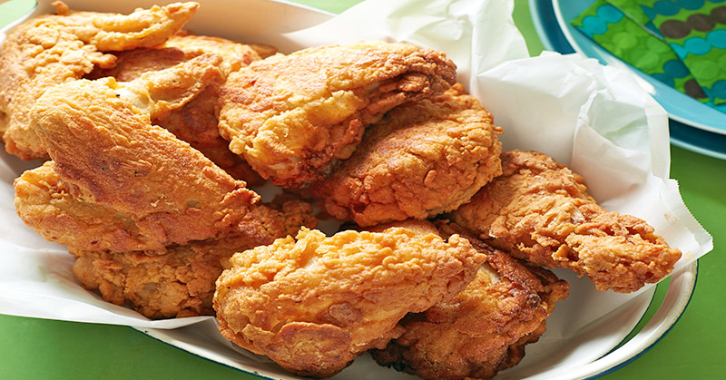 Kriuknya Ayam Goreng Bikin si Kecil Nafsu Makan