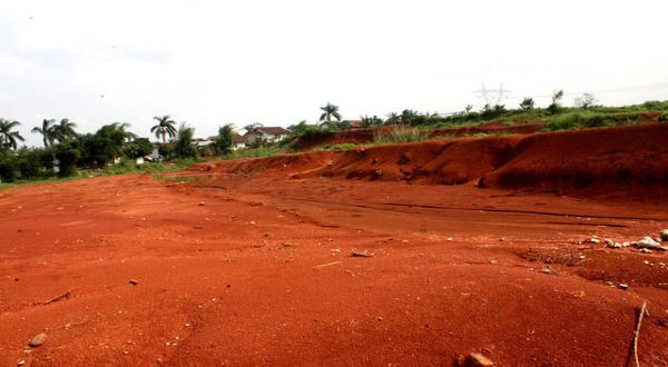 \SURVEI OKEZONE FINANCE: Pajak Progresif Tanah Nganggur, Apa Bisa Turunkan Harga?\