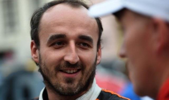Robert Kubica (Foto: AFP)