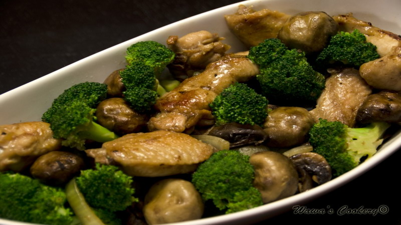 RESEP PILIHAN: Ayam Brokoli Oriental, Masak Lauk Sekaligus Sayur