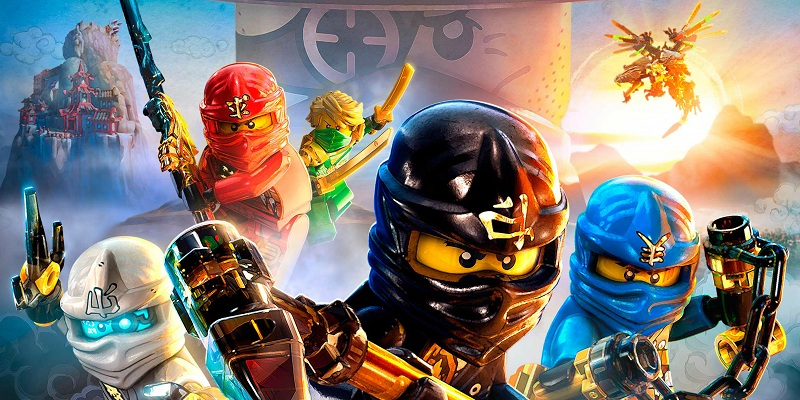 Film Lego Ninjago. (Foto: Screenrant)