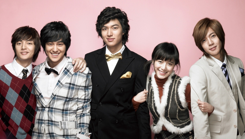Boys Before Flower. (Foto: Okezone)