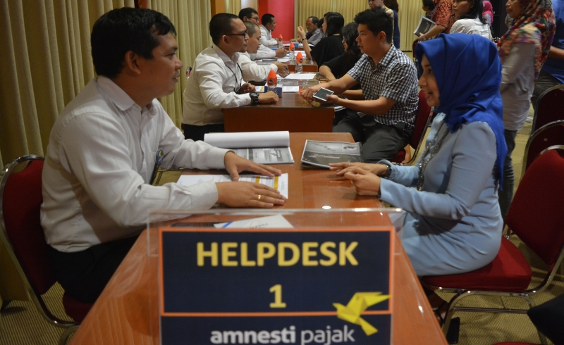 \Tax Amnesty, Daerah Ini Targetkan Capaian Periode Ketiga Sebesar...\