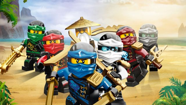 The Lego Ninjago Movie. (Foto: Comingsoon)