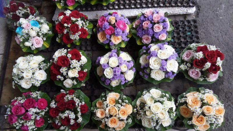 VALENTINE 2017: Pasar Bunga Rawa Belong Tawarkan Berbagai Pilihan Hadiah Romantis