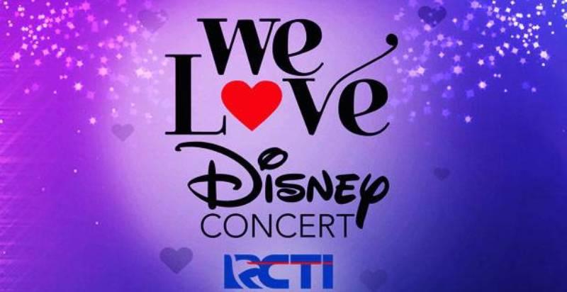 We Love Disney (Foto: RCTI)
