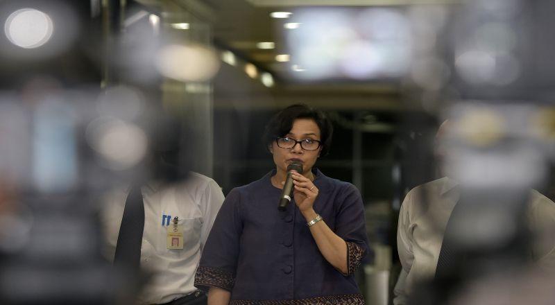 \Terbitkan Aturan Bea Keluar Mineral, Sri Mulyani: Indonesia Dapat Hak yang Lebih Baik\