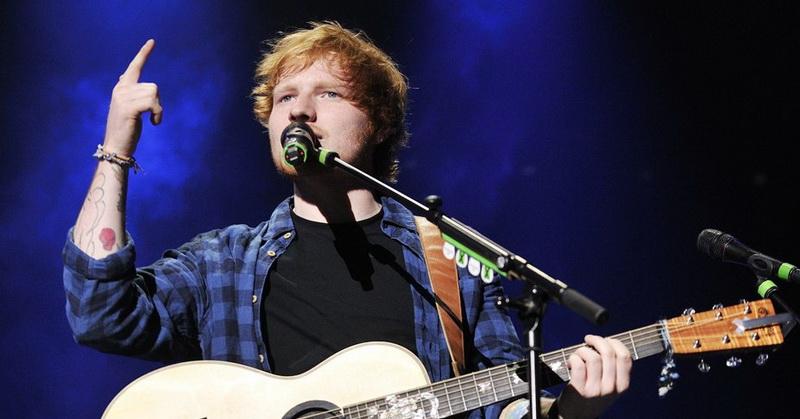 Ed Sheeran (Foto: Aceshowbiz)