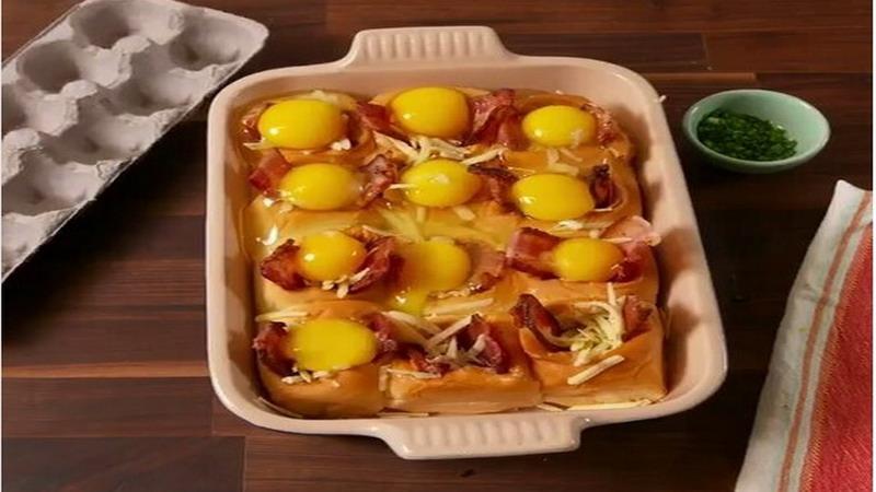 Sarapan Praktis Sebelum Nyoblos Calon Kepala Daerah, Bikin Roti Telur Yuk