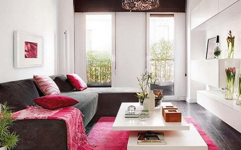 Pasangan Baru Tinggal di Apartemen Ukuran Studio, Mulai Dekorasi seperti Ini