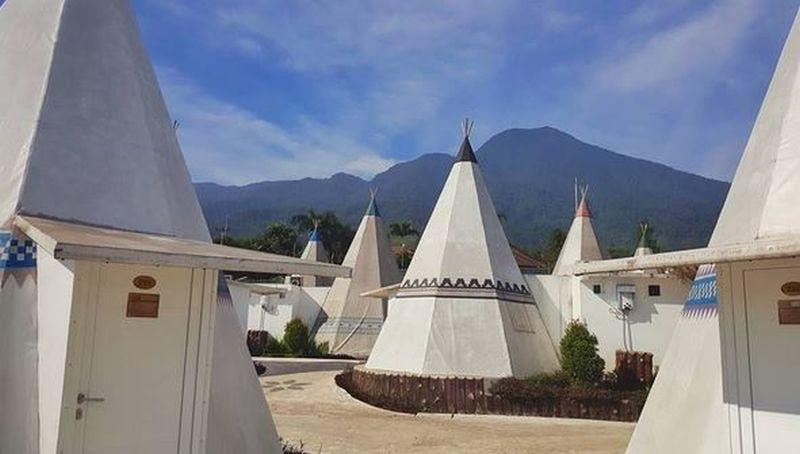 Liburan Pilkada, Camping ala Indian Aja di Bogor!