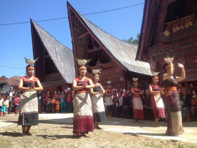 Tiga Desa Adat Batak di Danau Toba Bersatu Melestarikan Budaya Indonesia