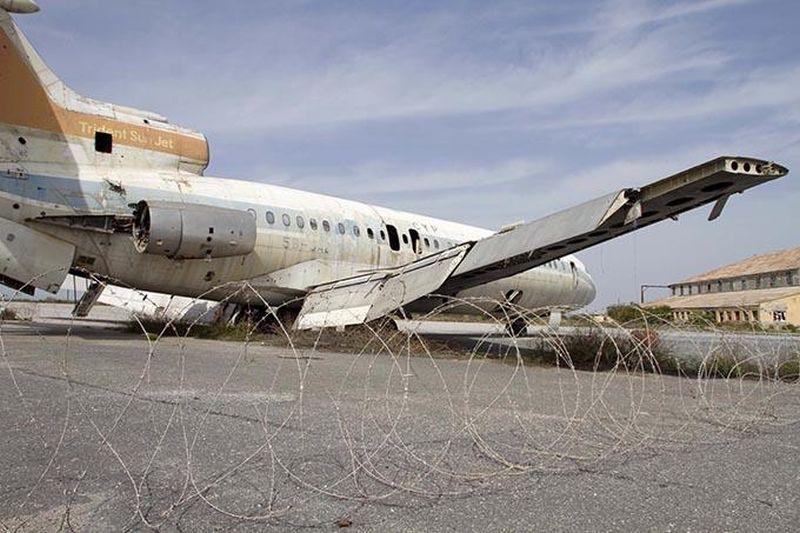 Ketika Perang Membuat Bandara-Bandara Ini Terbengkalai