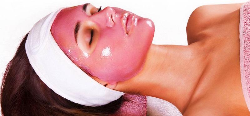 Masker wajah untuk Mencerahkan Sekaligus Sunscreen Alami