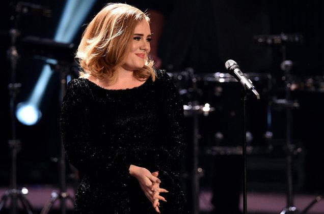 Adele. (Foto: Billboard)
