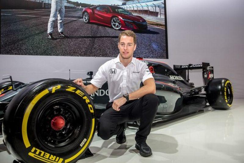 Pembalap McLaren, Stoffel Vandoorne (Foto: AFP / Hatim Kaghat)