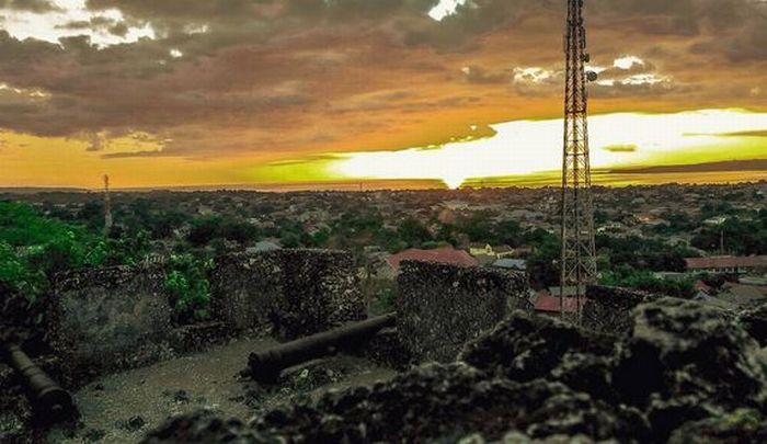 Jelajahi Benteng Keraton Buton, Terbesar di Dunia