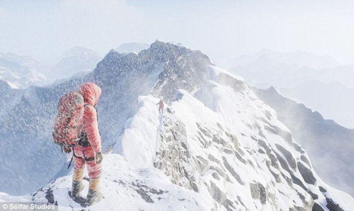 Ingin Mendaki Gunung Everest Tanpa Keluar Rumah? Ini Solusinya