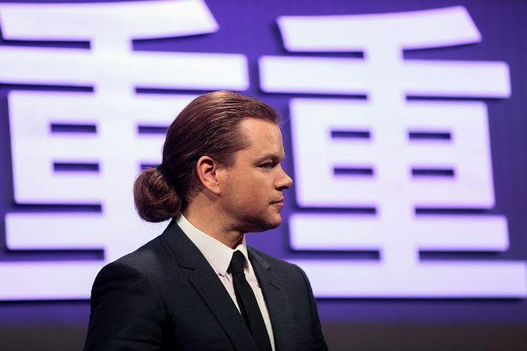 Dahsyat! Bikin Gelungan Rambut Matt Damon Makan Waktu Hingga 12 Jam!