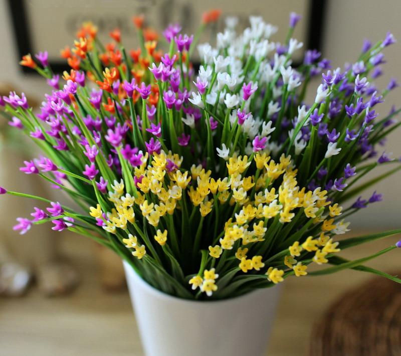 Bunga Plastik Keren Juga untuk Hiasan Rumah, Nih Contohnya!
