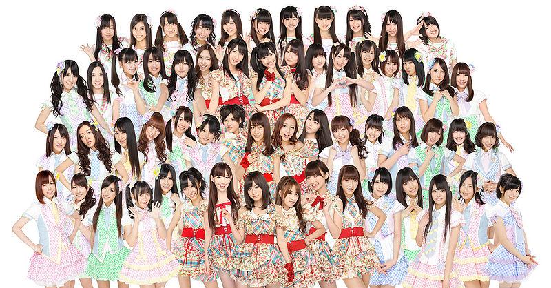 AKB48 (Foto: Ist)