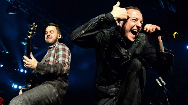Linkin Park. (Foto: Gettyimages)
