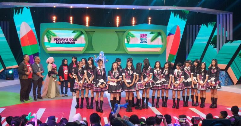 JKT48 (Foto: Okezone)