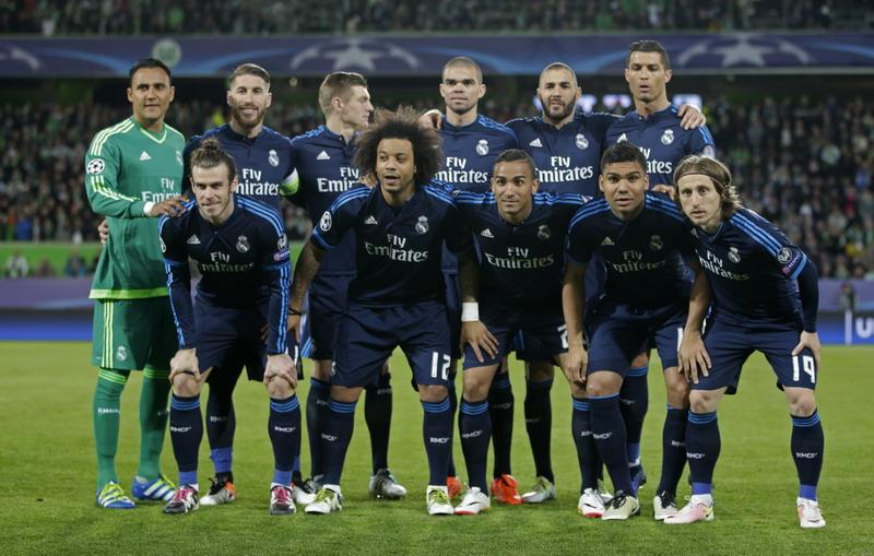 Madrid, klub yang paling sering tampil di Liga Champions. (Foto: REUTERS/Fabian Bimmer)