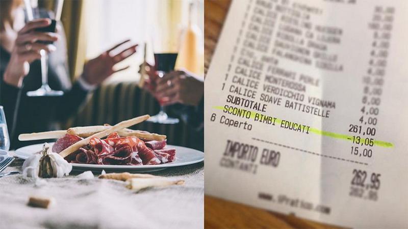 Restoran Beri Diskon bagi Keluarga yang Anak-anaknya Tidak Ribut Selama Makan