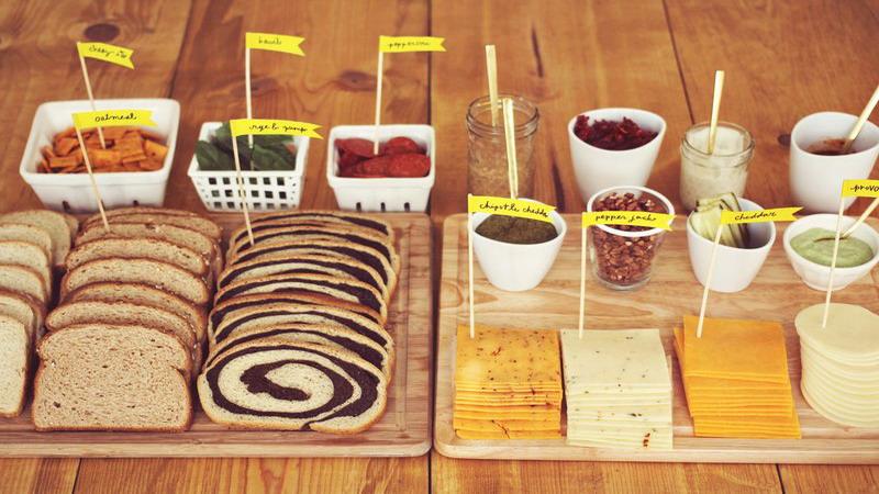Tips Sajikan Keju untuk Pesta ala Prasmanan