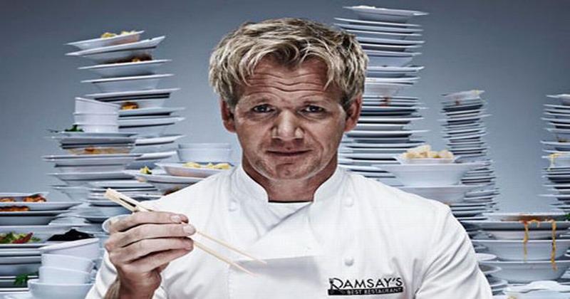 Jawaban Pedas Chef Gordon Ramsay saat Netizen Minta Pendapat Hasil Masakannya